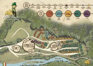 Alpin Park, Panziók  Sappada - big - 23