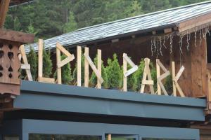 Alpin Park, Panziók  Sappada - big - 24