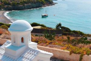 Big Blue House Argolida Greece