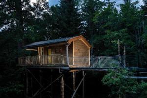 Location gîte, chambres d'hotes Les Insolites de la Font Vineuse dans le département Hautes alpes 5