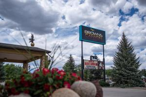Browns Canyon Inn, Hotel  Salida - big - 25