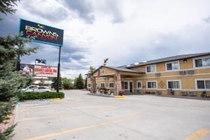 Browns Canyon Inn, Hotel  Salida - big - 22