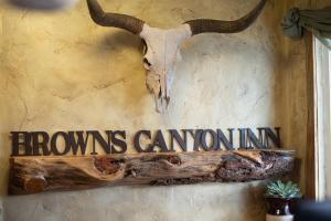 Browns Canyon Inn, Hotel  Salida - big - 20