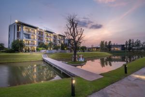 Green Ville Laguna Hotel, Hotels  Sung Noen - big - 23