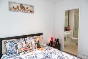 Modern 639 Lonsdale APT, Apartmanok  Melbourne - big - 1