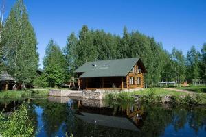 Дом для отпуска Трофи Селигер 1