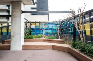 Modern 639 Lonsdale APT, Apartmanok  Melbourne - big - 5