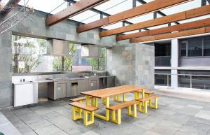 Modern 639 Lonsdale APT, Apartmanok  Melbourne - big - 15