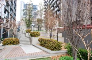 Modern 639 Lonsdale APT, Apartmanok  Melbourne - big - 17