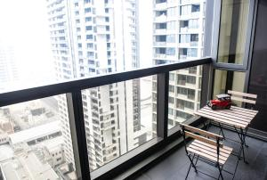 Modern 639 Lonsdale APT, Apartmanok  Melbourne - big - 20