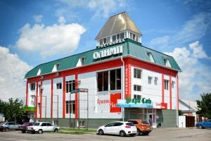 Гостиницы Подгоренского
