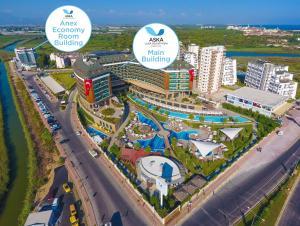 Отель Aska Lara Resort & Spa