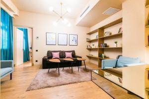 HOME/tbilisi, Апартаменты  Тбилиси - big - 10