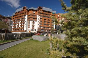 Odalys Altineige, Aparthotely  Val Thorens - big - 17