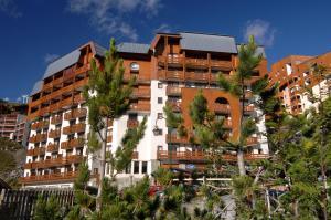 Odalys Altineige, Aparthotely  Val Thorens - big - 19