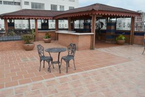 Ribera del Rio Av 2da Norte, Apartmánové hotely  Cali - big - 61