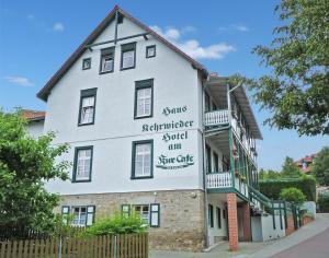 Haus Kehrwieder - Hotel am Kur-Café - Bad Suderode