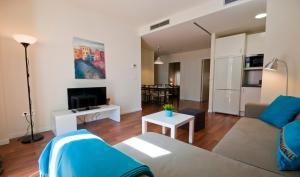 Apartamentos Murallas de Sevilla, Ferienwohnungen  Sevilla - big - 9