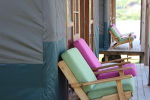 Lake Chahafi Resort, Luxury tents  Kisoro - big - 63
