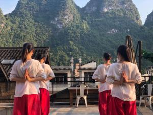 XY YunHouse, Hotels  Yangshuo - big - 118