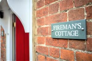 obrázek - Fireman's Cottage at The Old Fire Station
