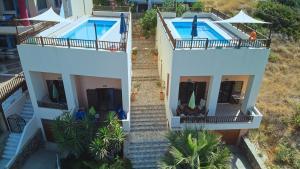 Anemos-Halcyon-Eirene, Villas  Mochlos - big - 9