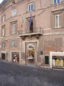 Pantheon Inn, Bed and Breakfasts  Řím - big - 25