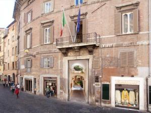 Pantheon Inn, Bed and Breakfasts  Řím - big - 26