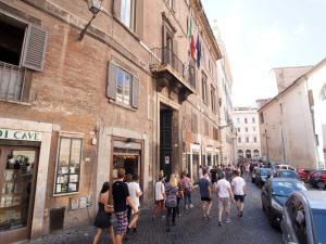 Pantheon Inn, Bed and Breakfasts  Řím - big - 21