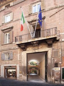 Pantheon Inn, Bed and Breakfasts  Řím - big - 28