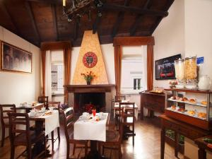 Pantheon Inn, Bed and Breakfasts  Řím - big - 17