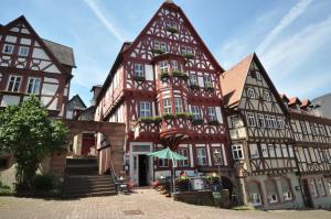 Schmuckkästchen-Hotel & Café - Eichenbühl