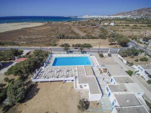 Hostels e Albergues - Hostel Naxos Camping