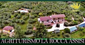 Agriturismo La Rocca Assisi