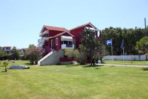 Villa Ioli, Affittacamere  Città di Lefkada - big - 61
