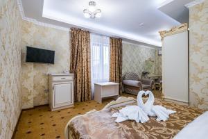 Residence Park Hotel, Hotels  Gorjatschi Kljutsch - big - 62