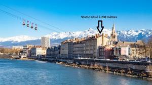 obrázek - Studio Bastille, au coeur des rues pietonnes