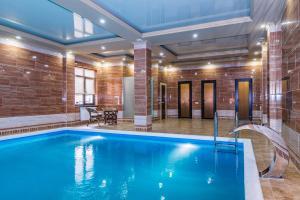 Residence Park Hotel, Hotels  Goryachiy Klyuch - big - 79