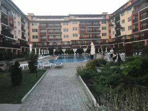 Apartcomplex Chateau Aheloy, Apartmánové hotely  Aheloy - big - 106