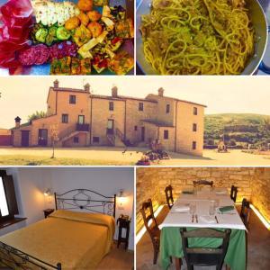 Agriturismo Antico Muro, Farm stays  Sassoferrato - big - 30