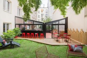 Hotel Izzy by HappyCulture - Vanves