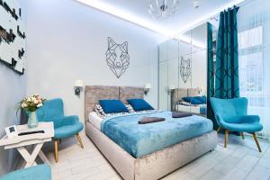 New Lux Apartment - Fox Apartments - Old City Kraków ul.Zyblikiewicza