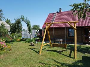 obrázek - Wooden house with sauna