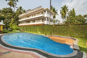 Auberges de jeunesse - Apartment with a pool in Arpora, Goa, by GuestHouser 31843