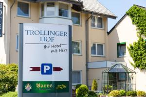 Trollinger Hof, Hotely  Bad Oeynhausen - big - 22
