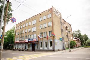 Отель Ладога, Сортавала