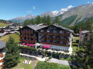Hotel Alphubel - Saas-Fee