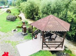 Iulia's Guesthouse, Penziony  Bran - big - 56