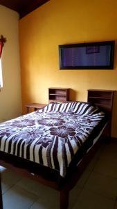 Villas de Atitlan, Комплексы для отдыха с коттеджами/бунгало  Серро-де-Оро - big - 206