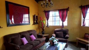 Villas de Atitlan, Комплексы для отдыха с коттеджами/бунгало  Серро-де-Оро - big - 198